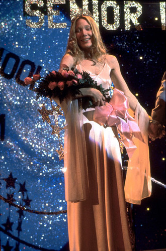 Sissy Spacek as Carrie