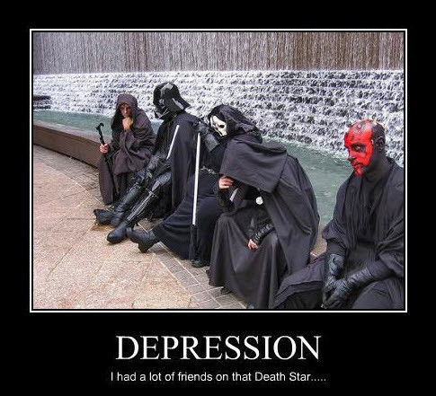 Sith Depression