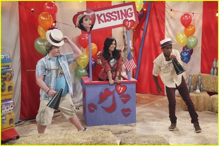 Sonny with a Kiss