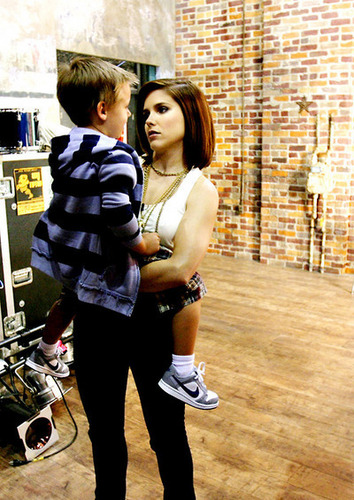 Sophia and Jackson {Behind the Scenes}