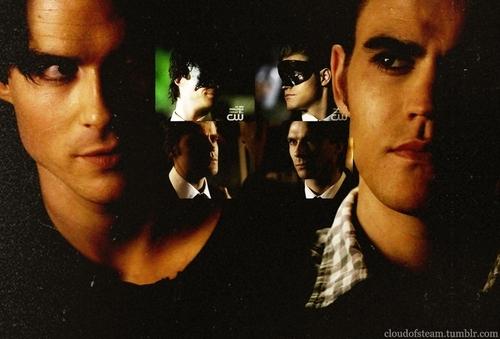 Stefan&Damon [2x07]