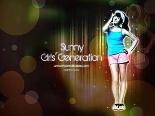 Sunny achtergrond