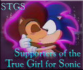 Support of the True Girl - sonic-sally%3D-3 fan art