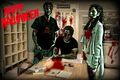 "Syfy's 'BEING HUMAN"" Cast as Zombies!! - halloween fan art"