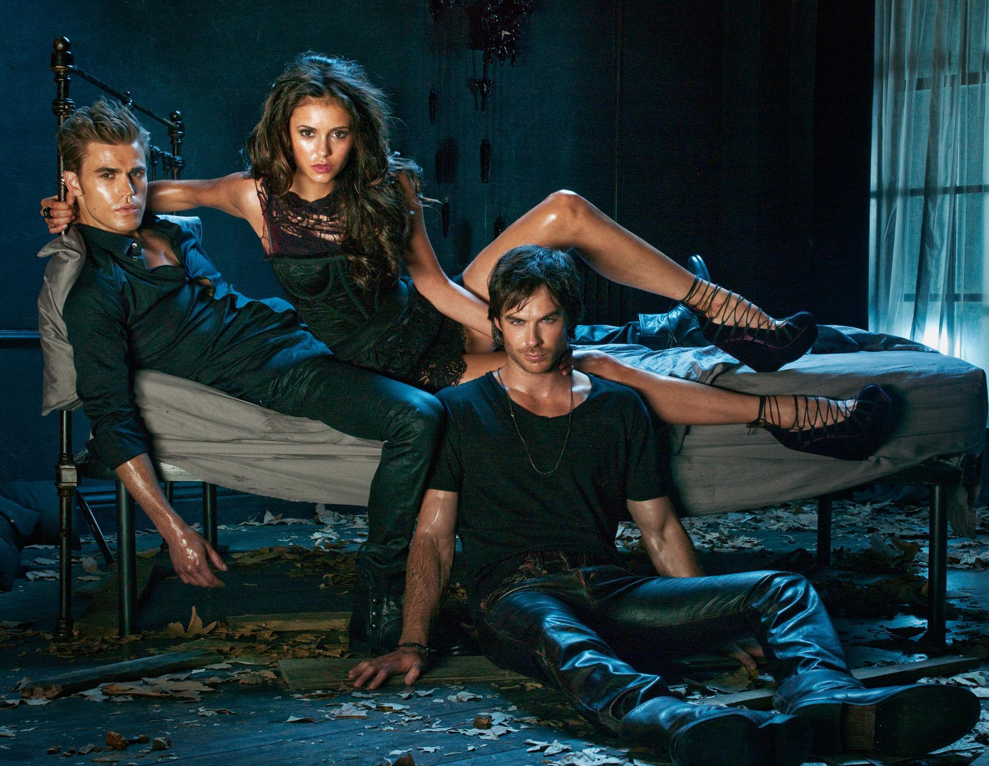 The Vampire Diaries (TV Series ) - IMDb