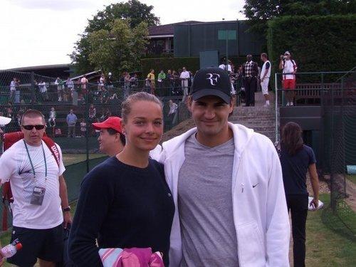 Tabakova and Federer