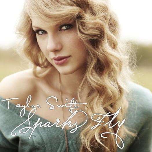 Taylor Swift Sparks Fly My Fanmade Single Cover Anichu90 Fan Art 16542425 Fanpop