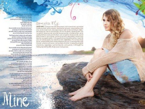 Taylor Swift's Speak Now :)