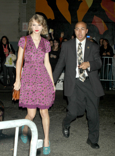Taylor in NYC :)
