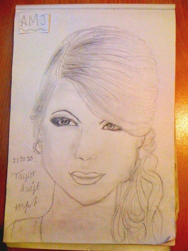 Taylor rapide, swift drawing