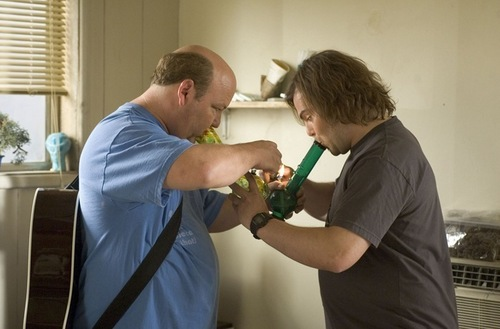 Jack Black wallpaper probably with a bouquet called Tenacious D
