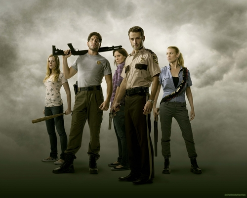 The Walking Dead Cast