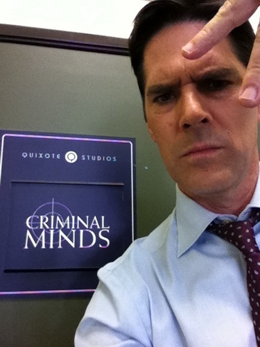 Thomas Gibson wallpaper entitled Thomas Gibson