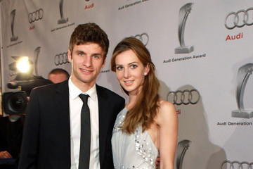Thomas Müller at Audi Generation Awards