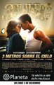 Tre metri (spanish movie poster) - federico-moccia photo