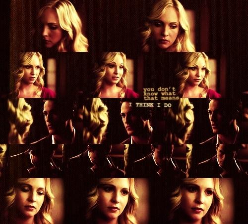 Tyler&Caroline <3 [2x07]