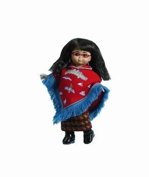 Ugly Betty Doll!