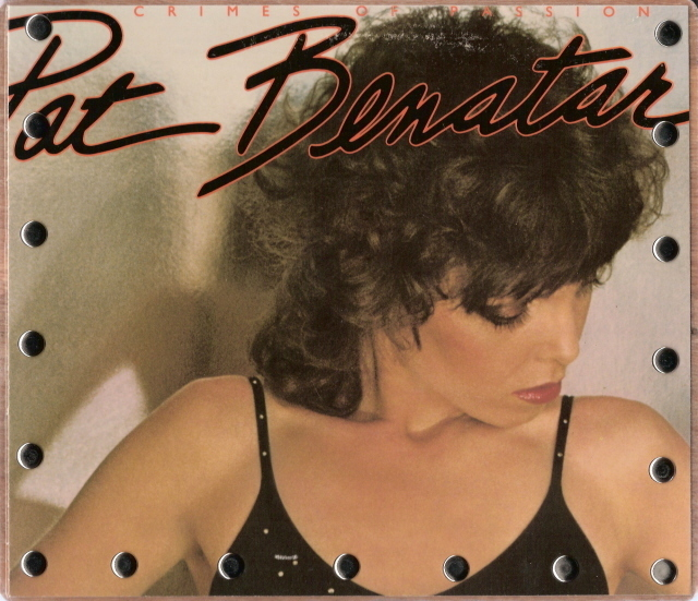 Unique Pat Benatar Record Purse