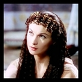 Vivien as Cleopatra