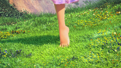 tangled wallpaper probably with a sundress entitled wallpaper