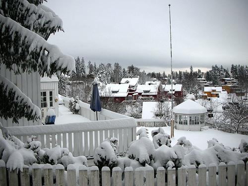 Winter in Norway! ♥