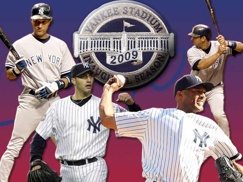 New York NY Yankees Wallpaper