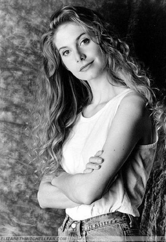 Young Elizabeth Mitchell