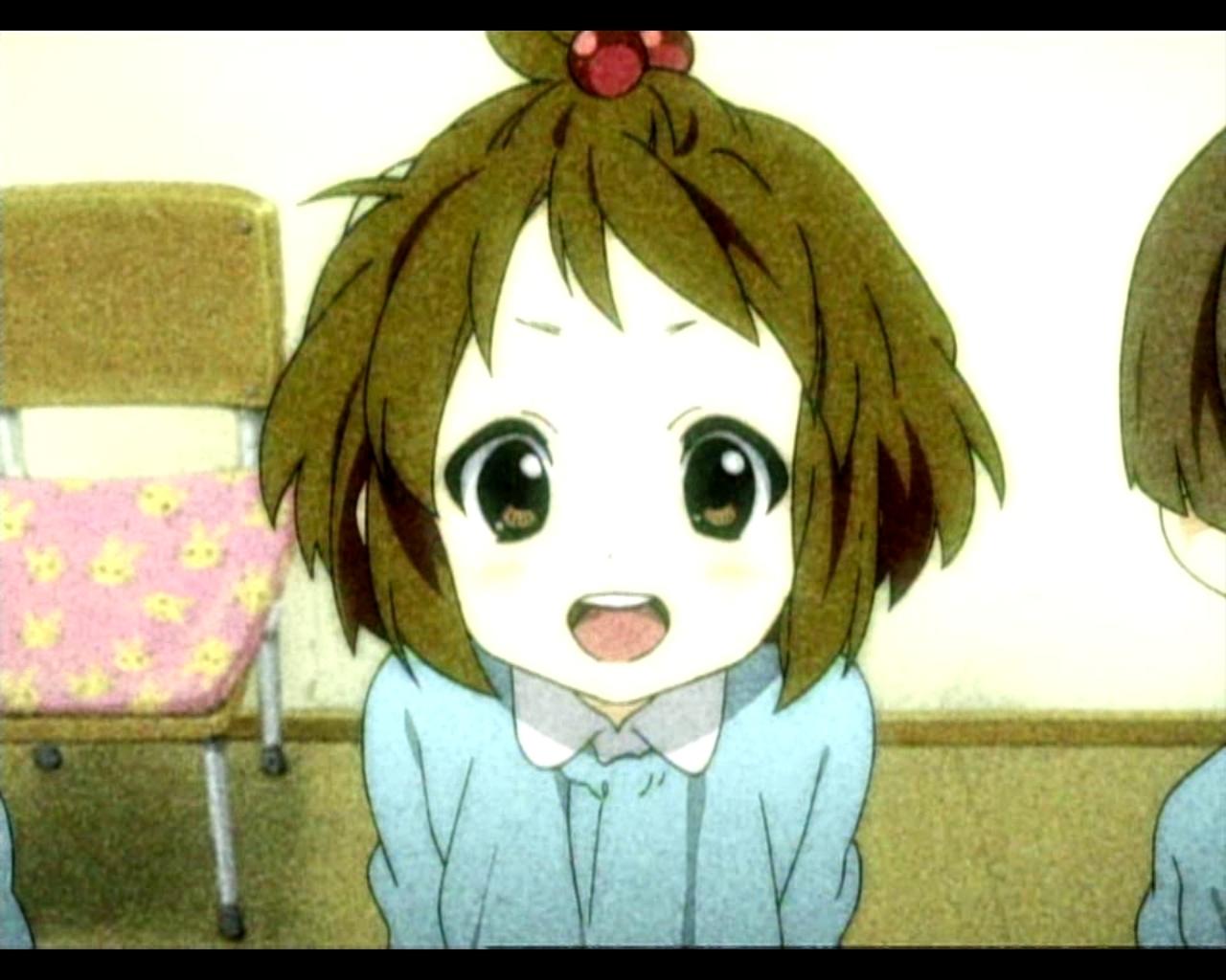 K-On Yui Hirasawa