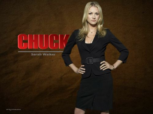 Yvonne Strahovski wallpaper with a well dressed person titled Yvonne Strahovski