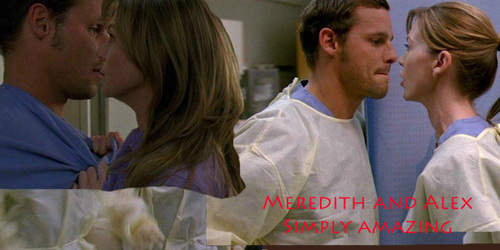 alex and meredith