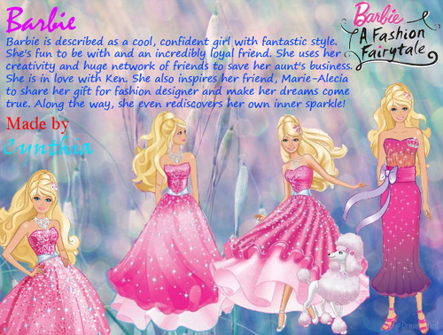 バービー (fashion fairytale)