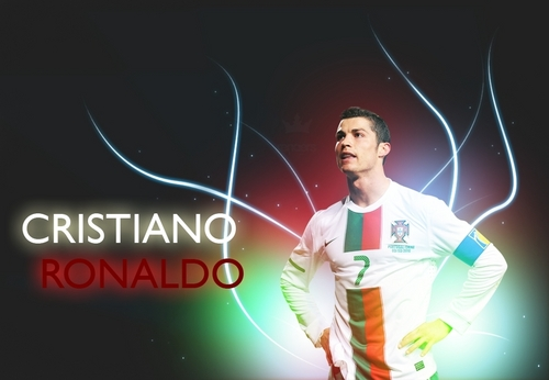 Cristiano Ronaldo wallpaper with a concert titled cr7