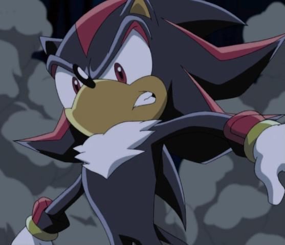dont make shadow mad!(sexy)