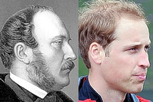 greatgreatgreat-great-grandfather Prince Albert _William