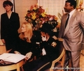 mj wedding..Debbie - michael-jackson photo
