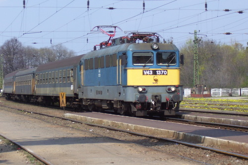 my photos (Hungary) - trains Photo