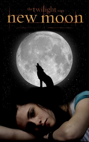 new moon poster oleh kissthespider26