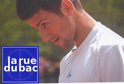 novak djokovic face big picture...