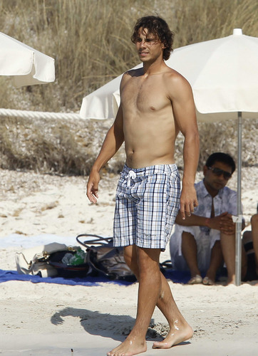 rafa body big picture !