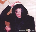 rare, Uri Geller's Wedding (3/7/01) - michael-jackson photo