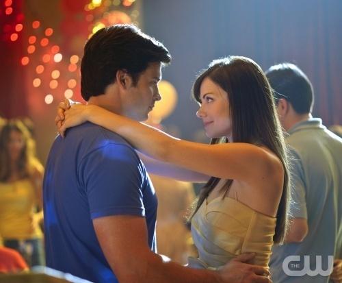 Thị trấn Smallville best couple