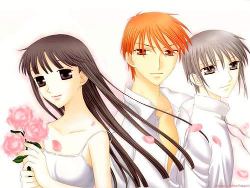 tohru, yuki, and kyo