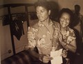 triumph Backstage - michael-jackson photo