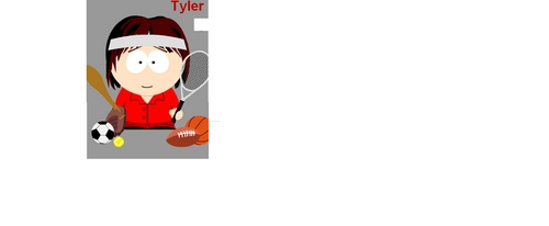 tyler on south park