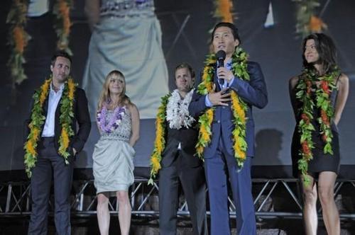 'Hawaii Five-0' World Premiere