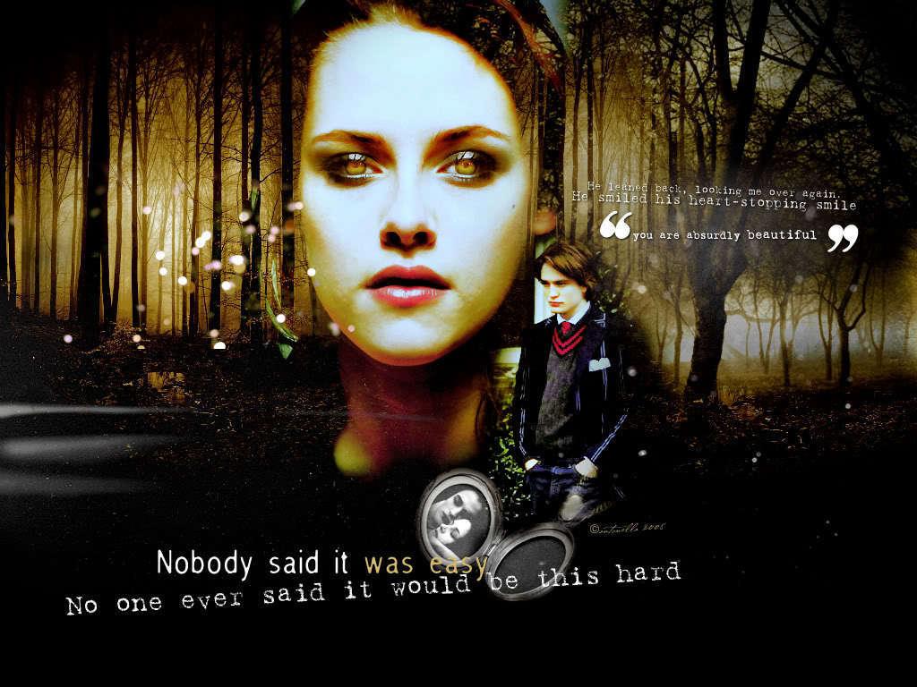 Vampire Bella Twilight Series Wallpaper 16672615