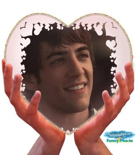 *heart in my hand*