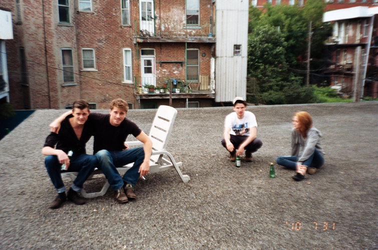 2011: On the Road( Behind the Scenes )