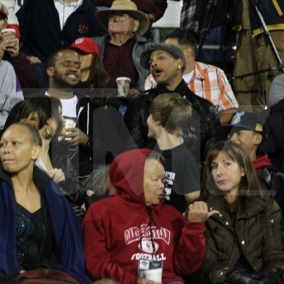 29.10 - Justin, Selena Gomez, Jaden Smith&Will Smith football match