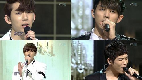 2AM makes a 'Saint O'Clock' comeback on inkigayo
